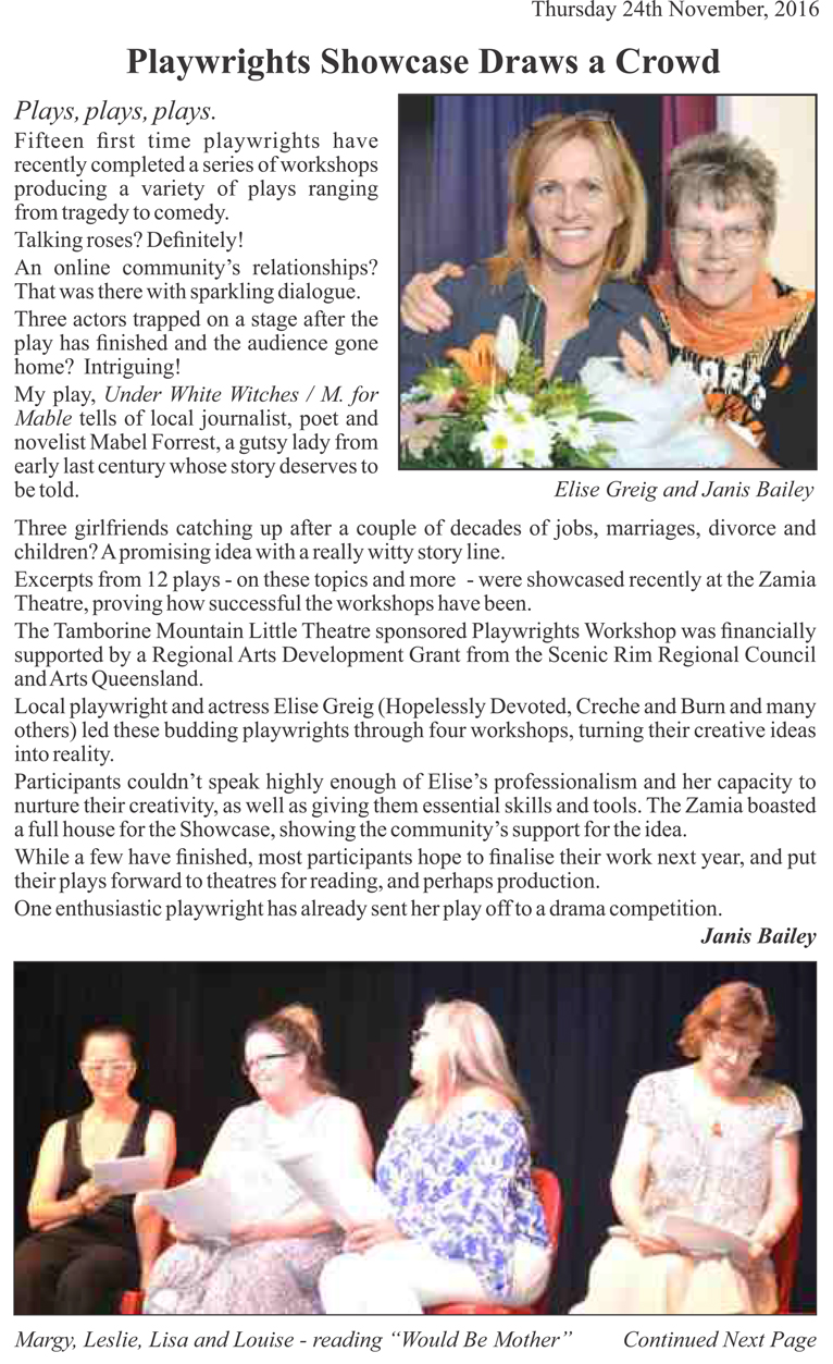 Playwright workshop 2016, p1