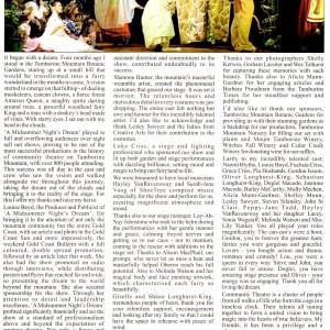 Tamborine Times, 19/11/15